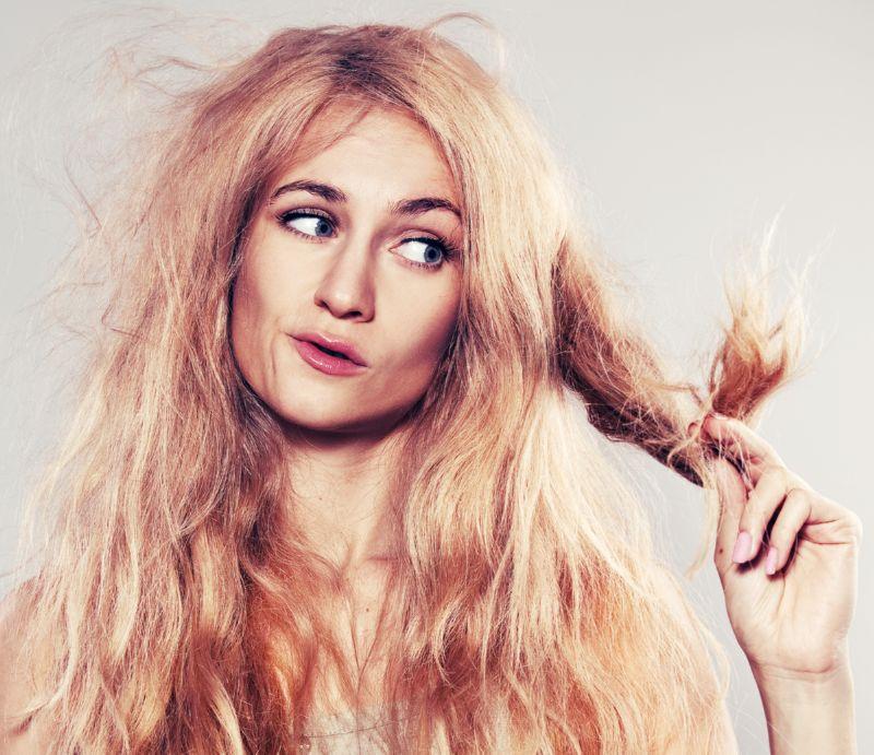 Очень сухие волосы – причины и способы восстановления и лечения в домашних условиях