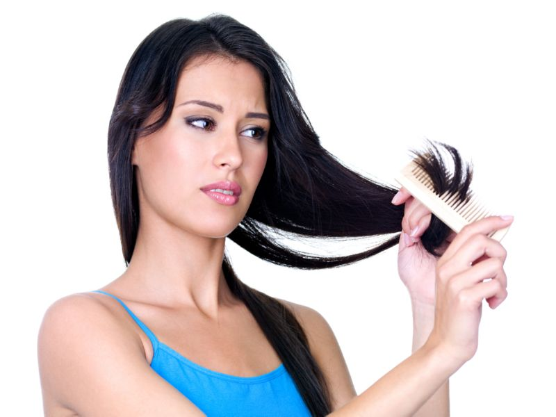определение типа волос