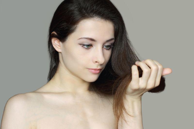 Секущиеся кончики волос: лечение в домашних условиях