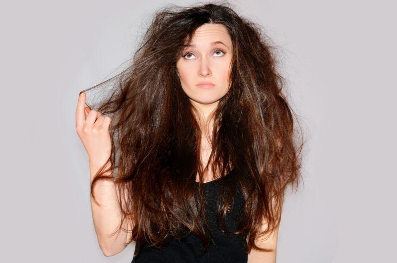 Проблема с волосами