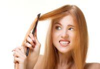 сухие волосы окрашивание волос