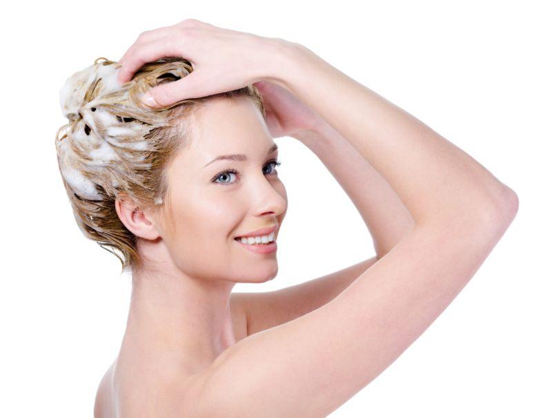 Маска для волос для сухих поврежденных волос