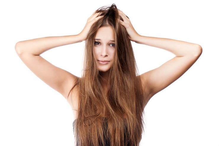 Витамины при ломкости волос у женщин