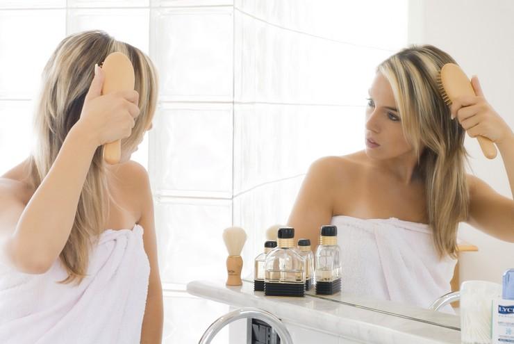 Ополаскиватель для волос своими руками в домашних условиях