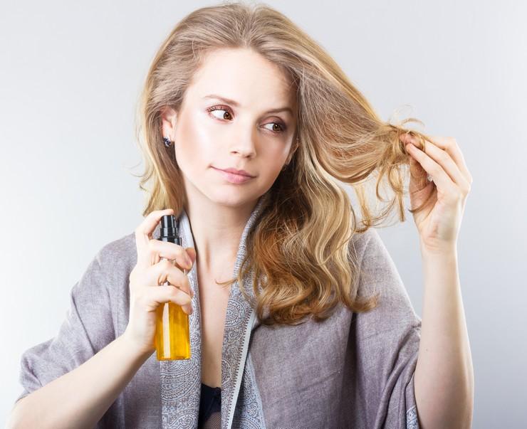 Полезные свойства эфирных масел против выпадения волос