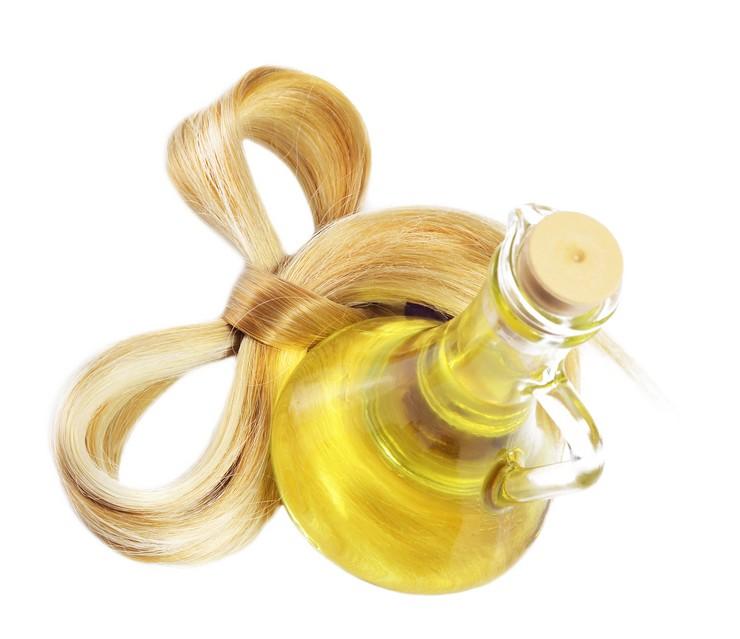 Красота волос за копейки: подсолнечное масло