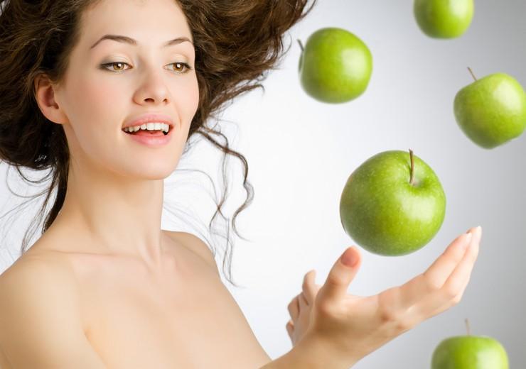 Здоровое питание - секрет здоровых волос
