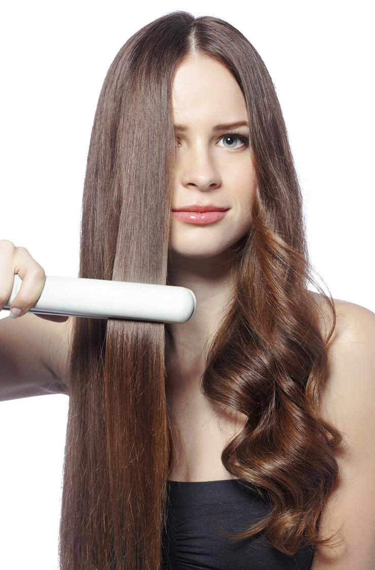 Причины жирности волос после кератинового выпрямления
