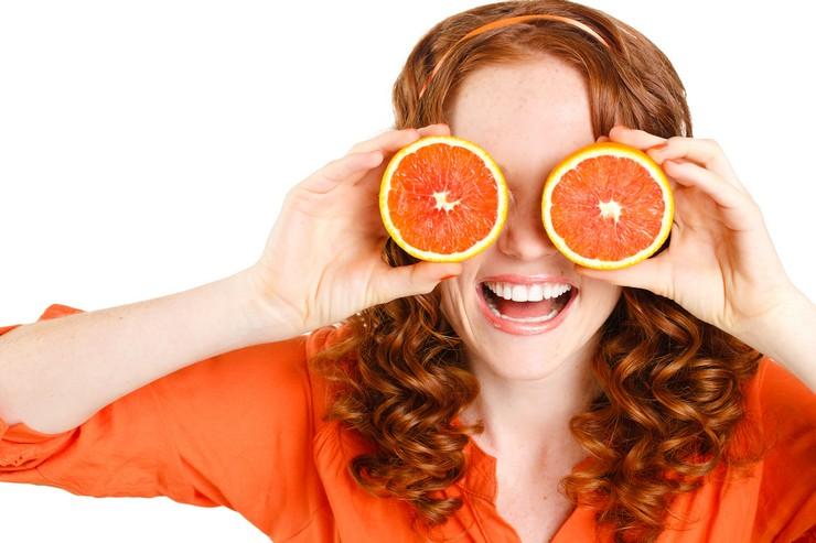 Солнечная энергия: мандариновое масло для здоровых волос!