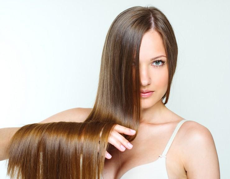 Рекомендации по уходу за комбинированными волосами