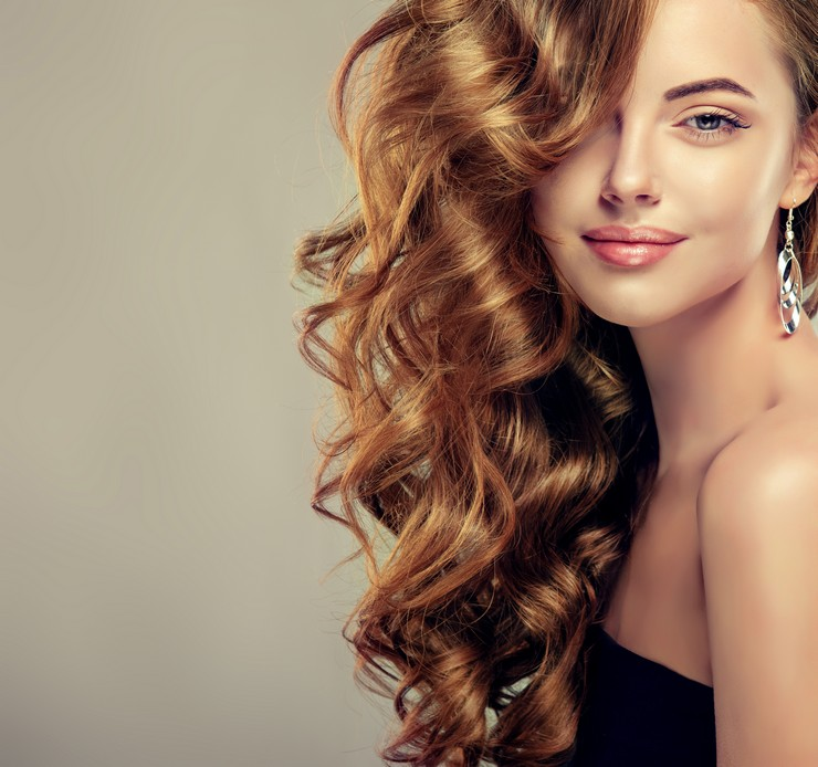 Глянцевание волос - виды и преимущества процедуры