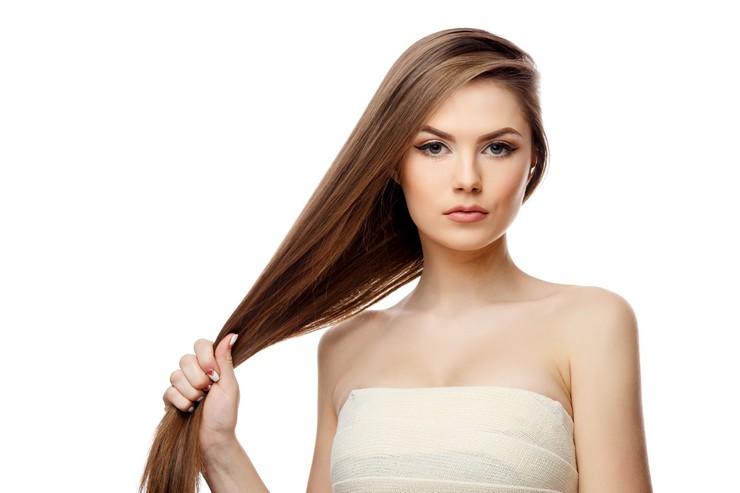 Несмываемые масла - для красоты волос