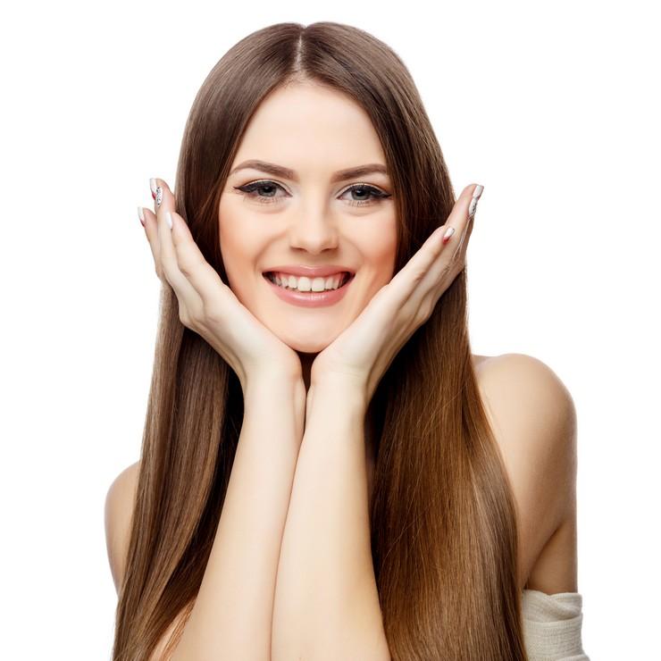 Окрашивание волос во время и после беременности