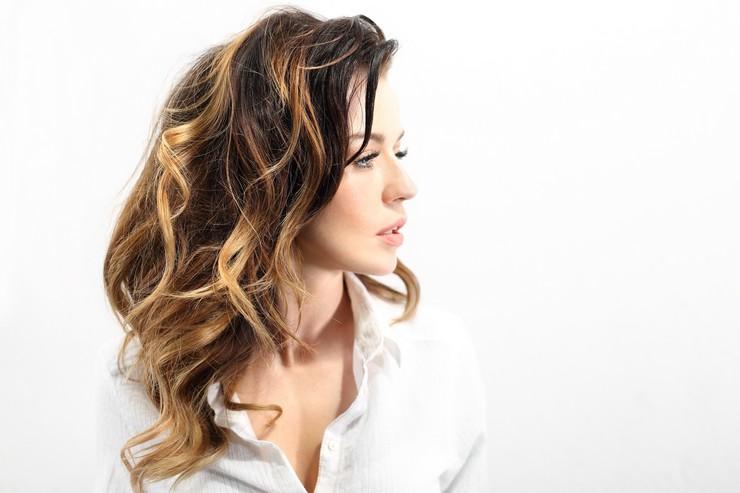 Окрашивание волос в технике мажимеш
