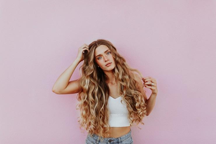 Омбре на русые волосы: делаем прическу ещё моднее!