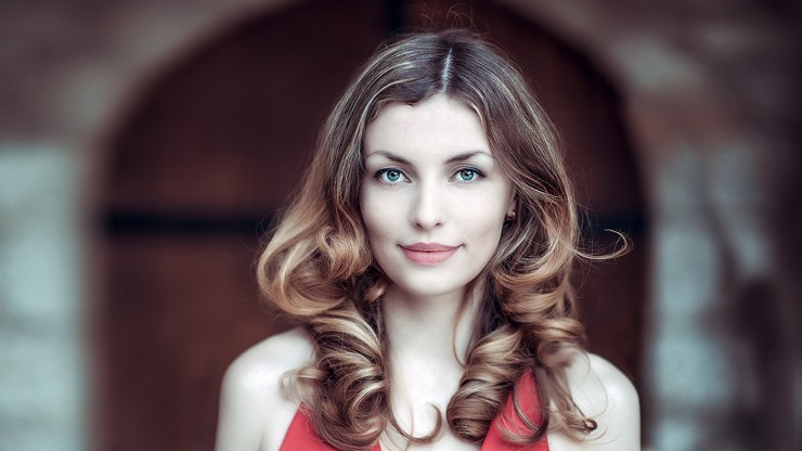 Окрашивание омбре на среднюю длину волос