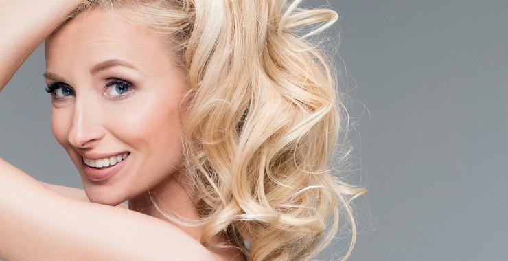 Чем лучше окрашивать седые волосы?
