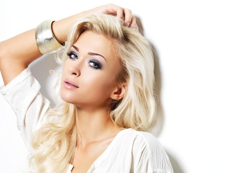 Краски для волос оттенка Блонд