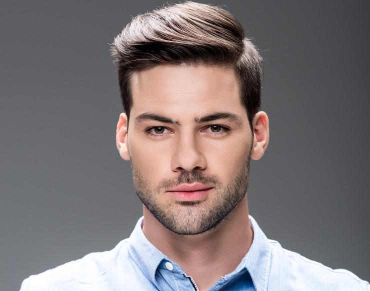 ТОП-3 популярные мужские краски для волос