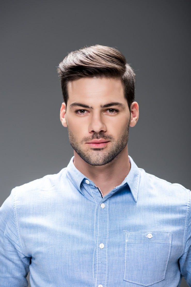 Обзор популярных красок для волос для мужчин