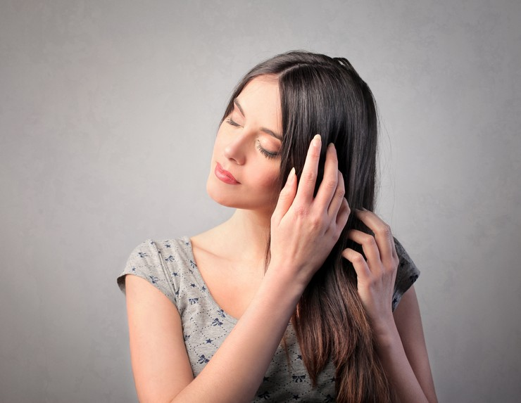Аптечные шампуни для мытья волос