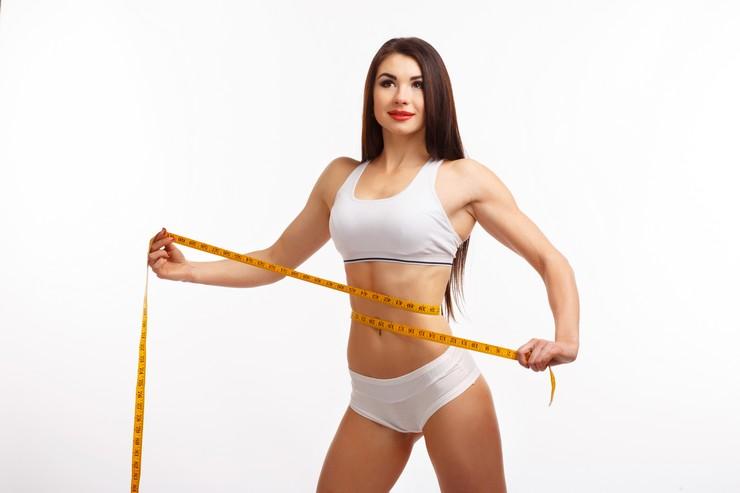 Спортивный тип фигуры девушки: за и против