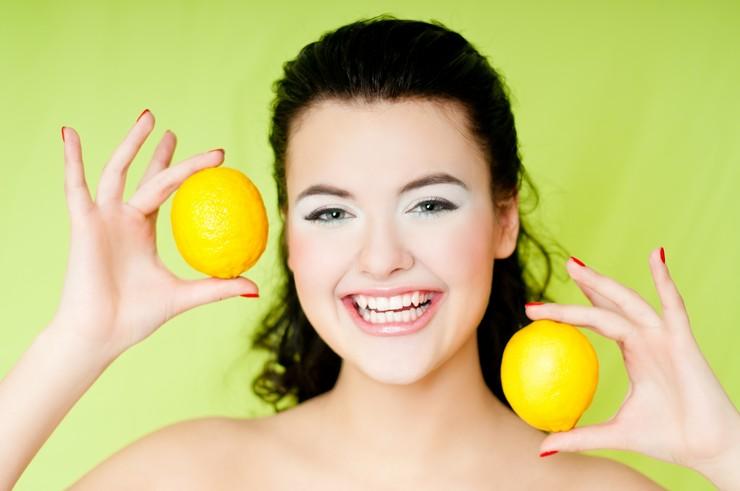 Лимонная маска - цитрусовая свежесть для волос