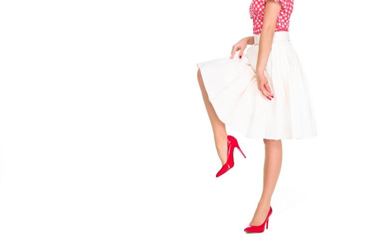 Подбор фасона юбки по типу фигуры