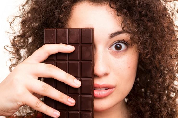 Вкусный уход за волосами - шоколадная маска с йогуртом