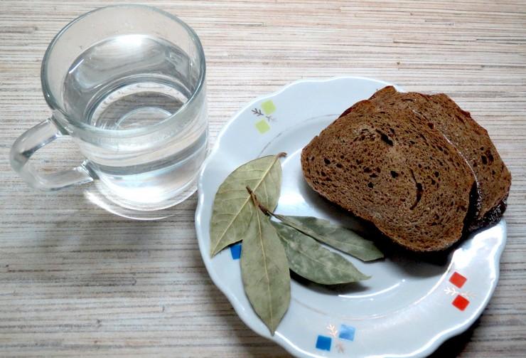 Домашняя косметология – хлеб и лавровый лист для волос