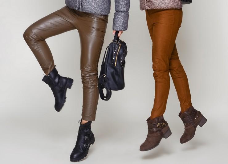 Коричневые брюки – изюминка вашего гардероба