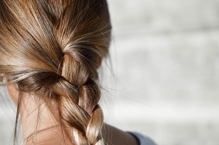 плетение волос на каждый день