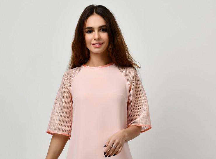 aba395c42ac78e9 Платье с рукавом реглан: с чем носить вязаное, трикотажное, шелковое, как  сочетать по цветам, модные тренды