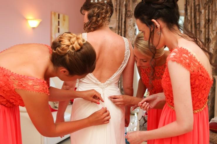 Свадебное платье-бохо (шик)