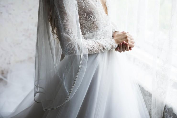 Как сшить свадебное платье?