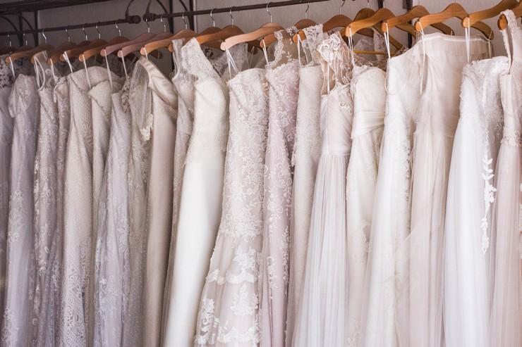 Свадебное платье вязанное (крючком)