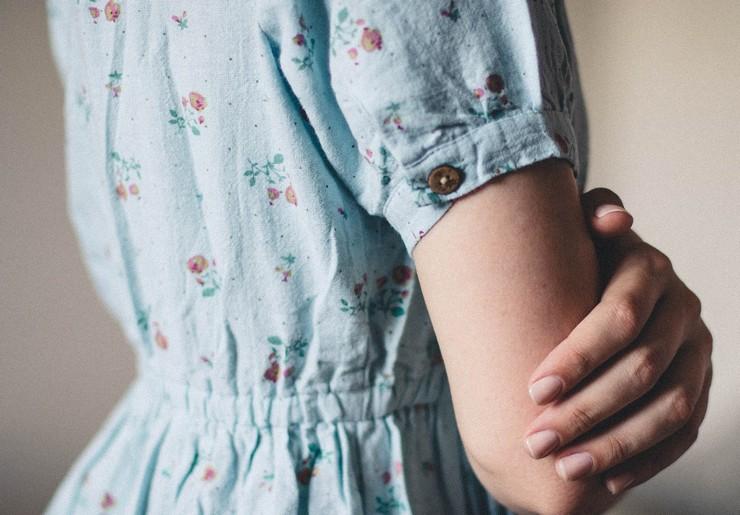 e3728a70d87 Материалы для платья-туники  особенности джинсовых