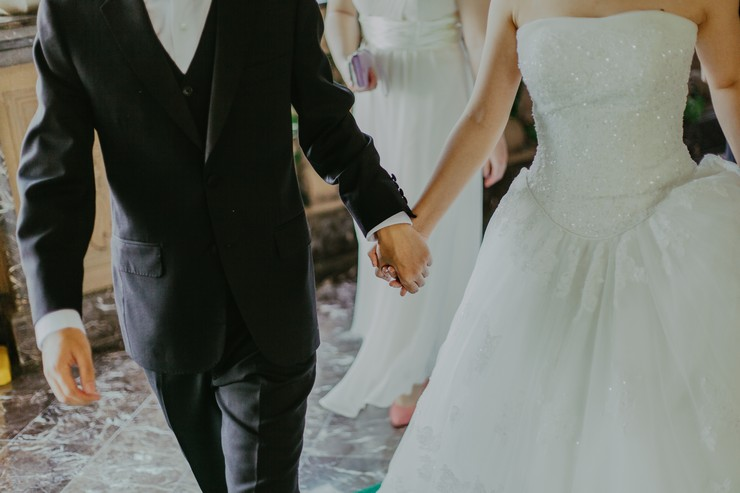 Размеры свадебных платьев