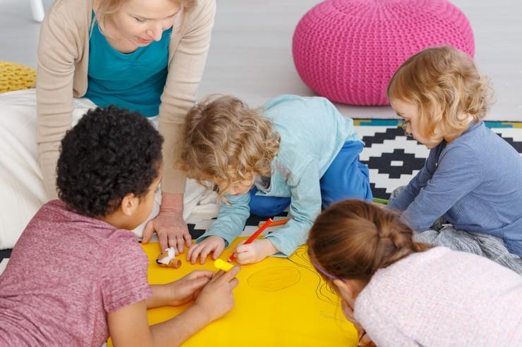 Детский сад: ходить или не ходить?