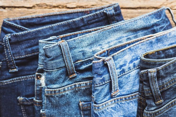 джинсы буткат
