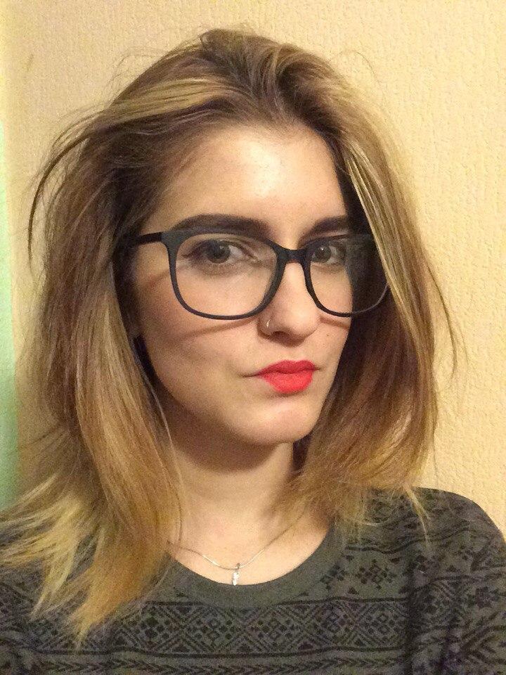Я меняю цвет волос всю жизнь