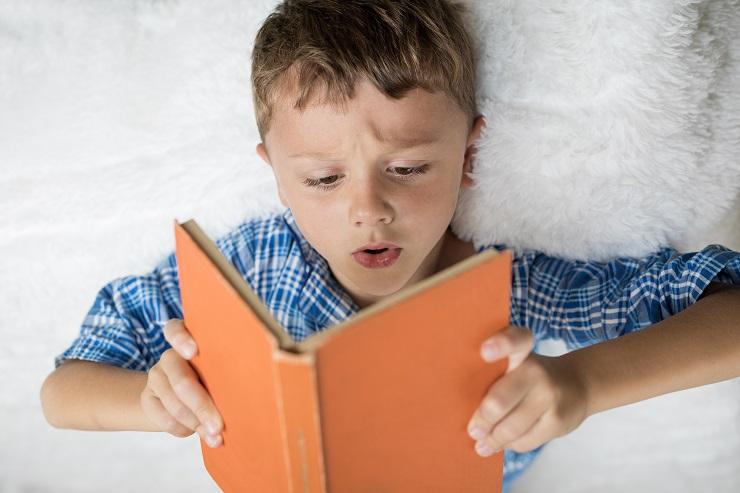 как приучить ребенка к книгам