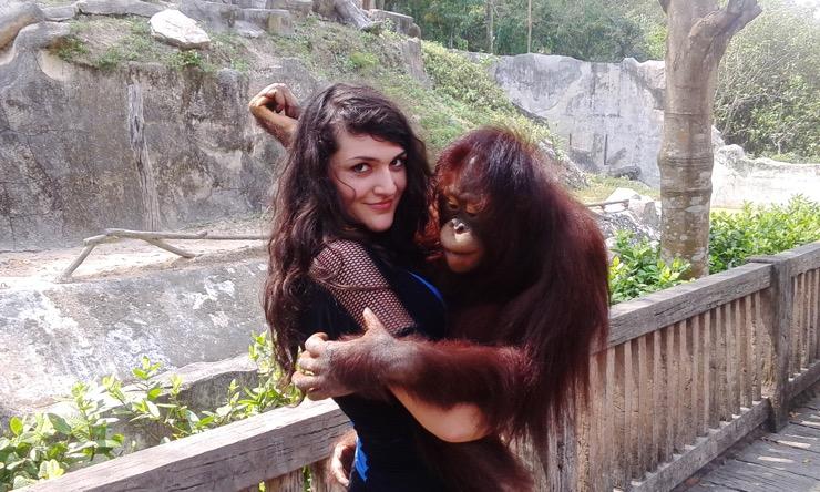 Моя поездка в экзотический Таиланд