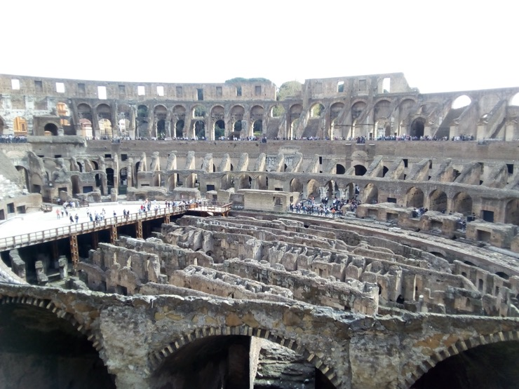 Мое итальянское путешествие