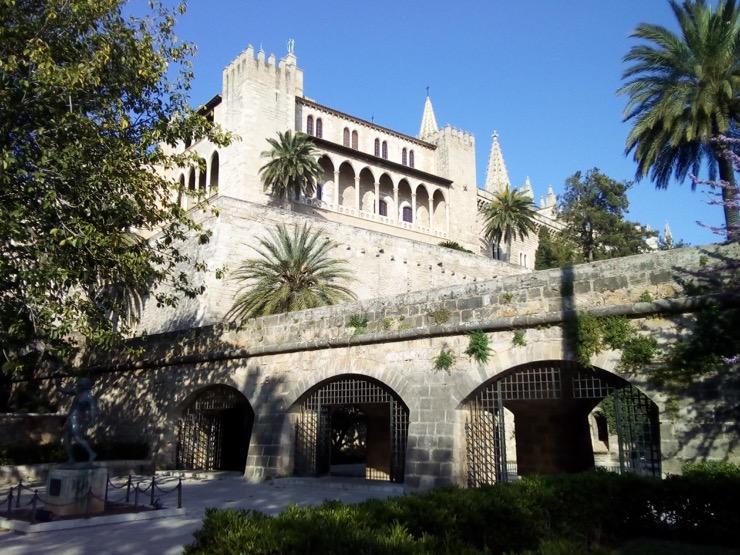 Мое путешествие на испанский остров Майорка