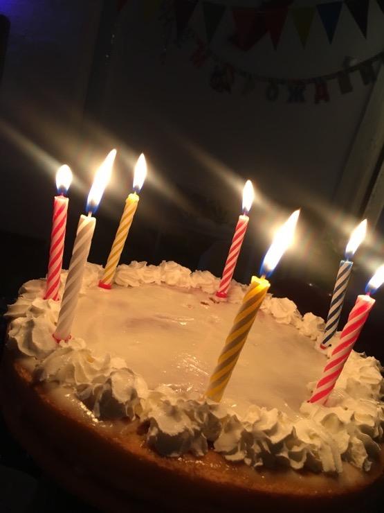 Оригинальный день рождения одарённого ребёнка
