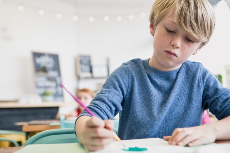 Как повысить грамотность школьника