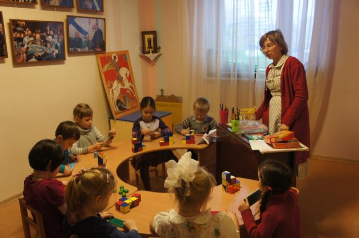 Шесть детей — разве много