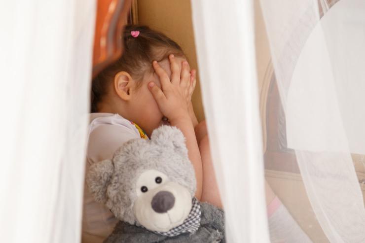 Почему дети вредничают