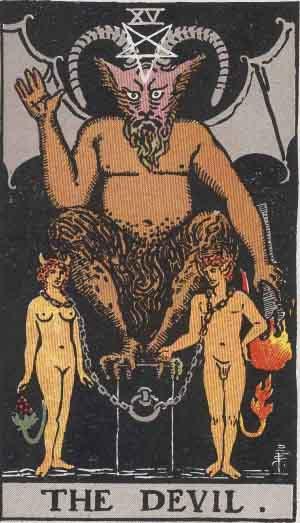 Как правильно интерпретировать карты Таро: «Повешенный», «Смерть», «Воздержание», «Башня» и «Дьявол», чтобы никому не навредить?